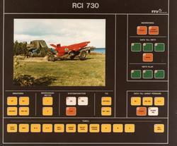 Robot 08 Robotcentralinstrument 730 (RCI 730)