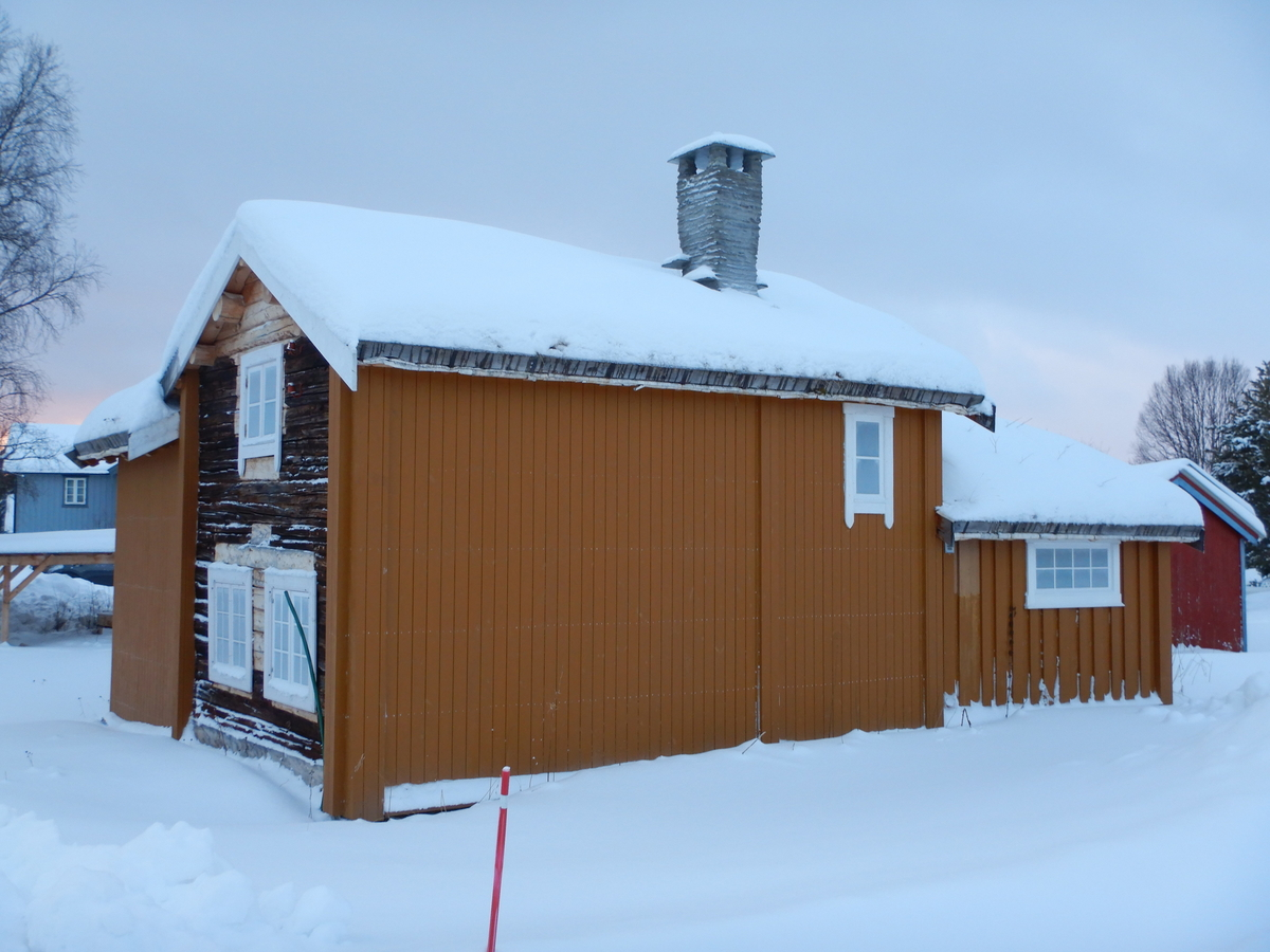 Stormoen - bolighuset