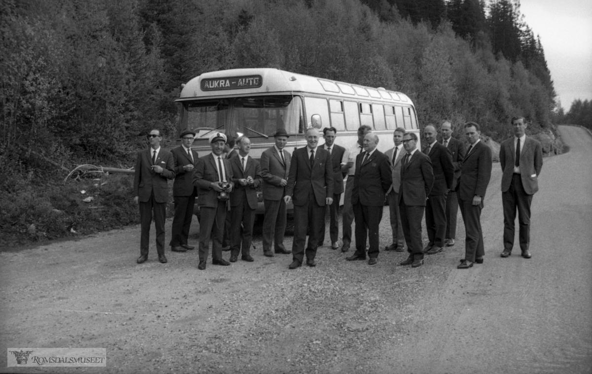 """Mai juni 1967"".""m.a Rørostur"".Aukra Auto."