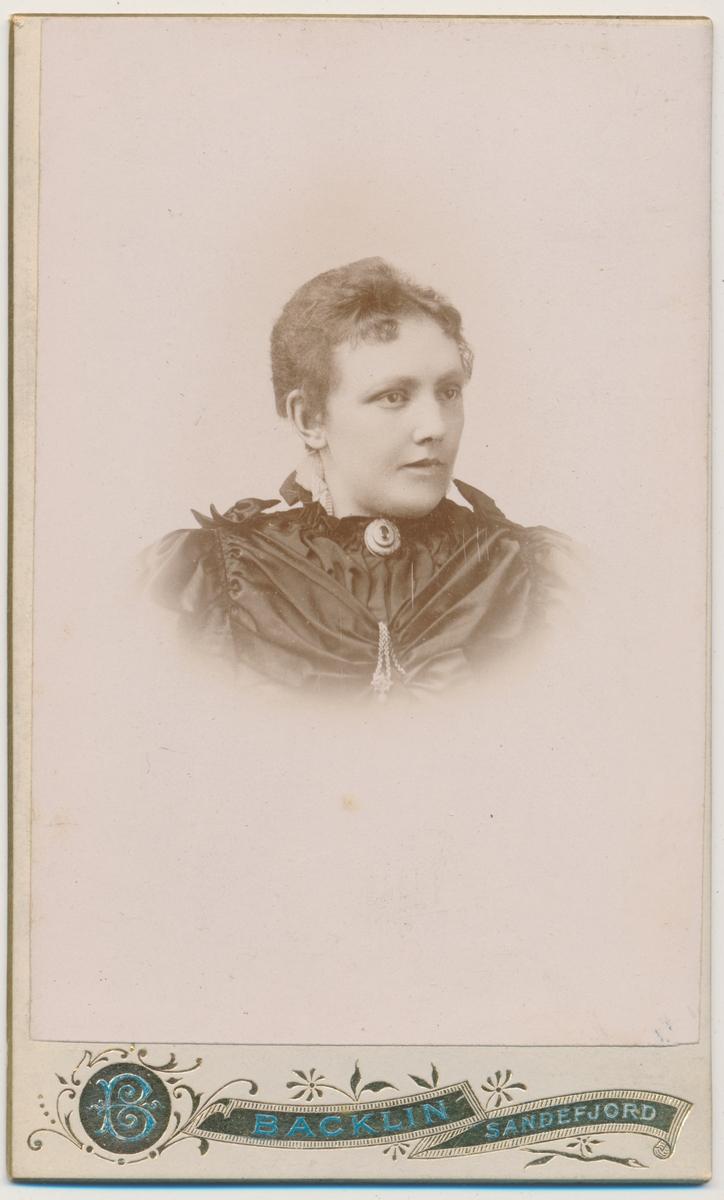 Portrett av Petra Andersen, Oslo