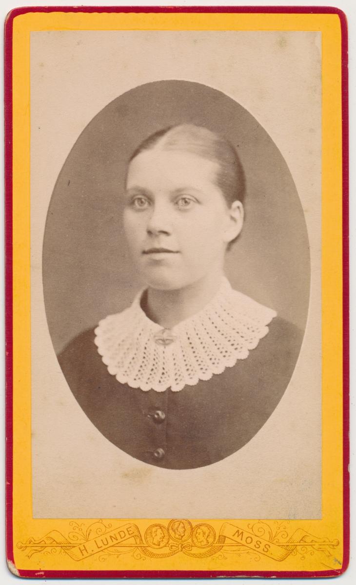 Portrett av pike