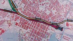 T-banen i Oslo sentrum