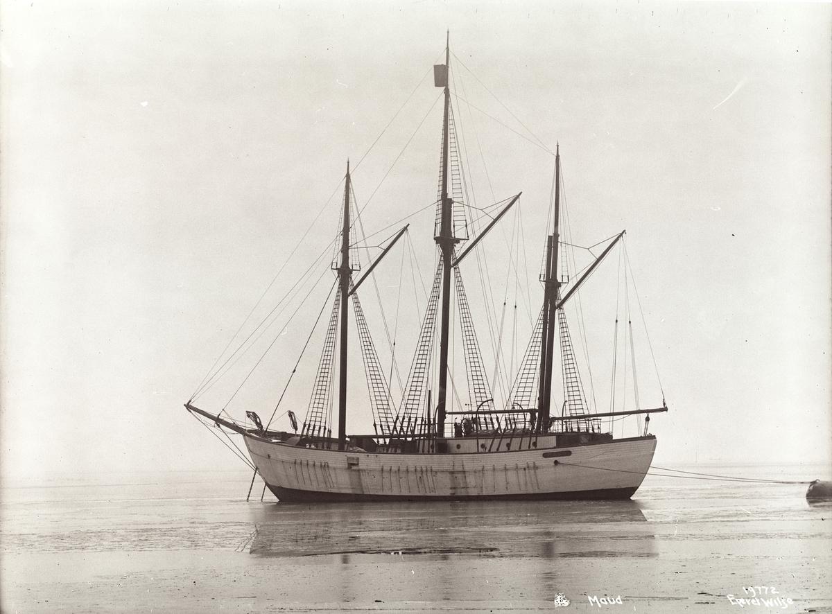Prot: Maud Roald Amundsens skib