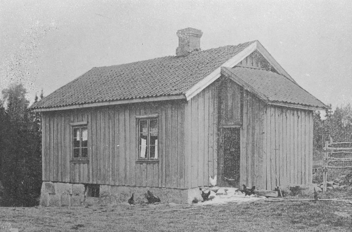 Gulli skole, Kroer Østre