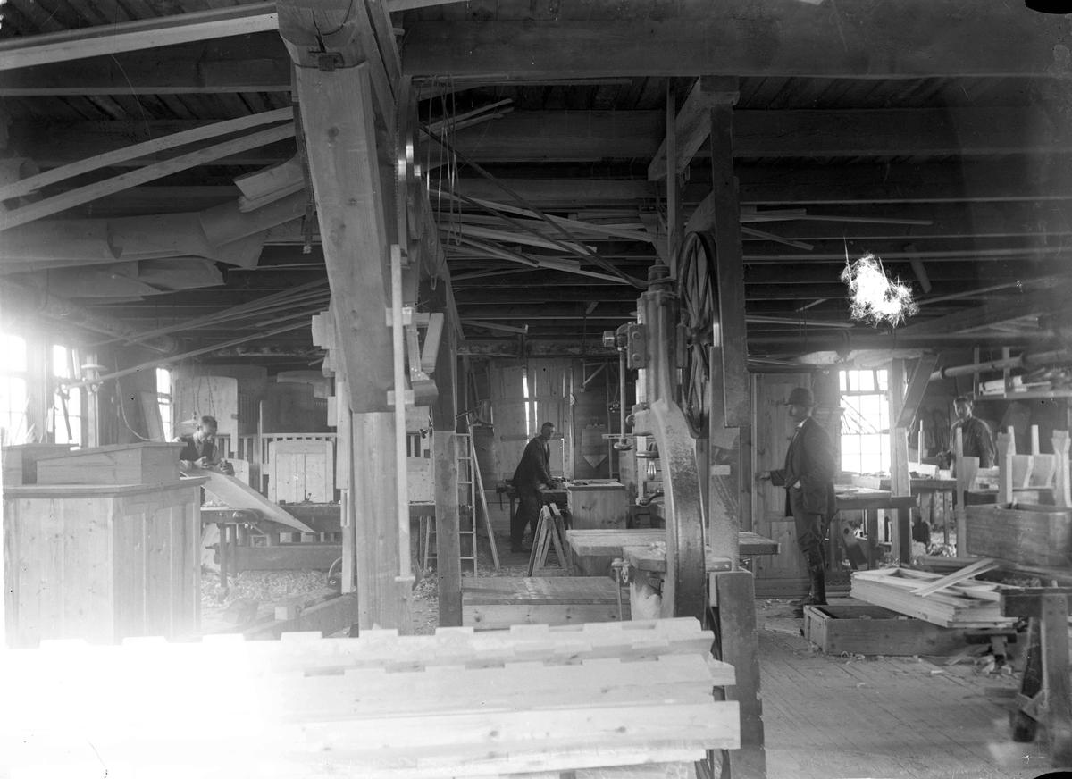 Minne Trevarefabrikk, Minnesund