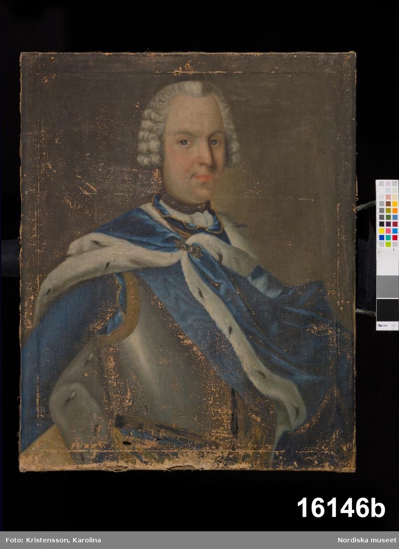 Kung av Sverige, regent 1751-1771