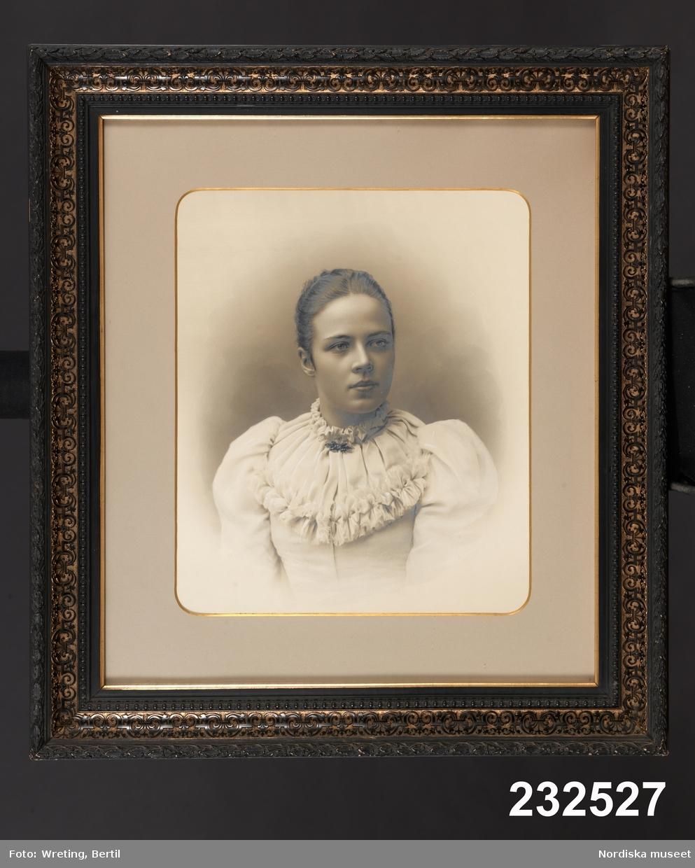 Sahlin, Anna Lovisa Charlotte (1874 - 1896)