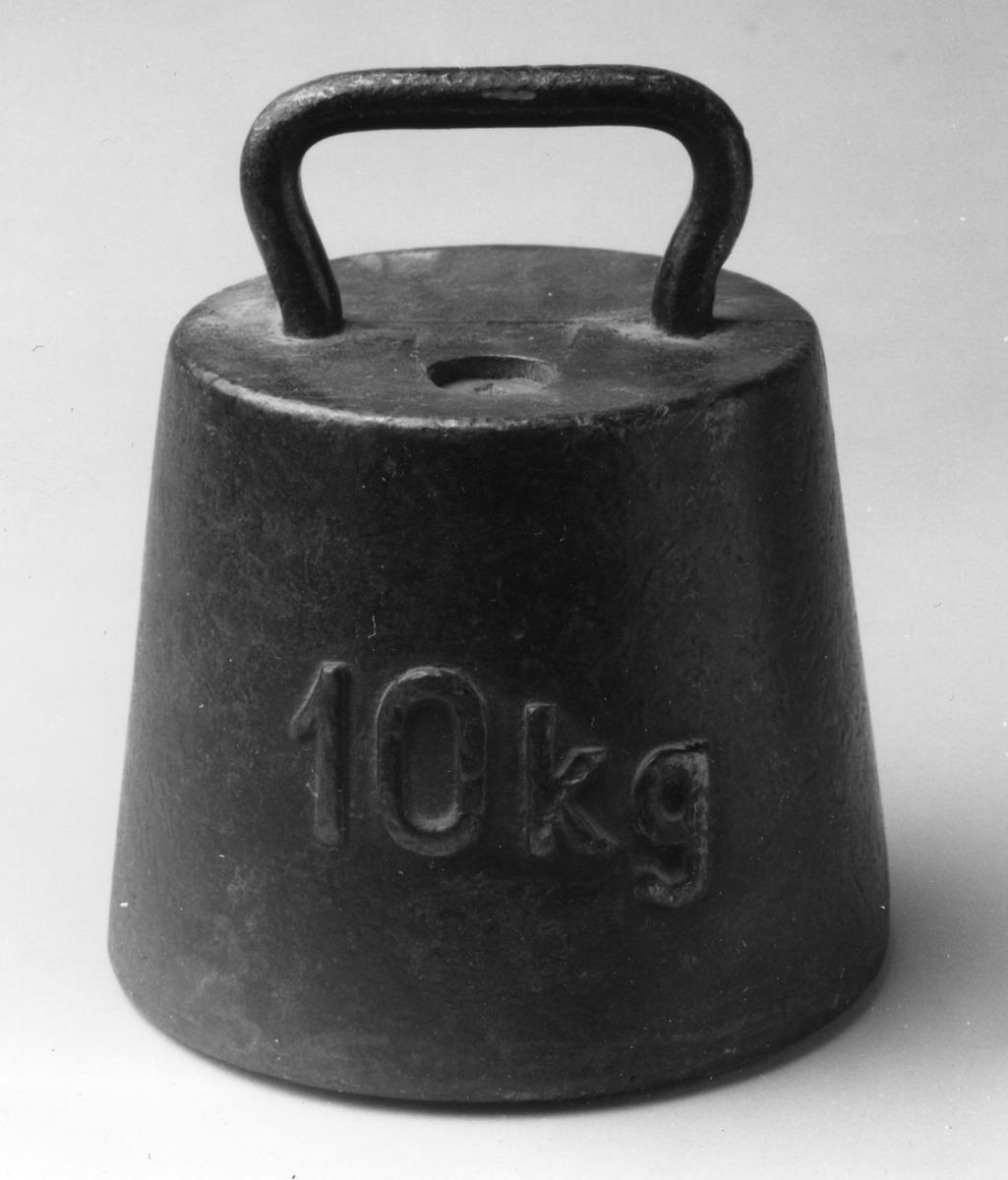 10 kg vikt