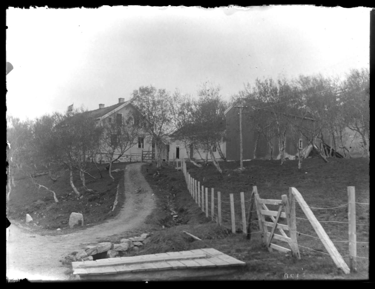 Doktorgården 'Heien', Langnes i Tana