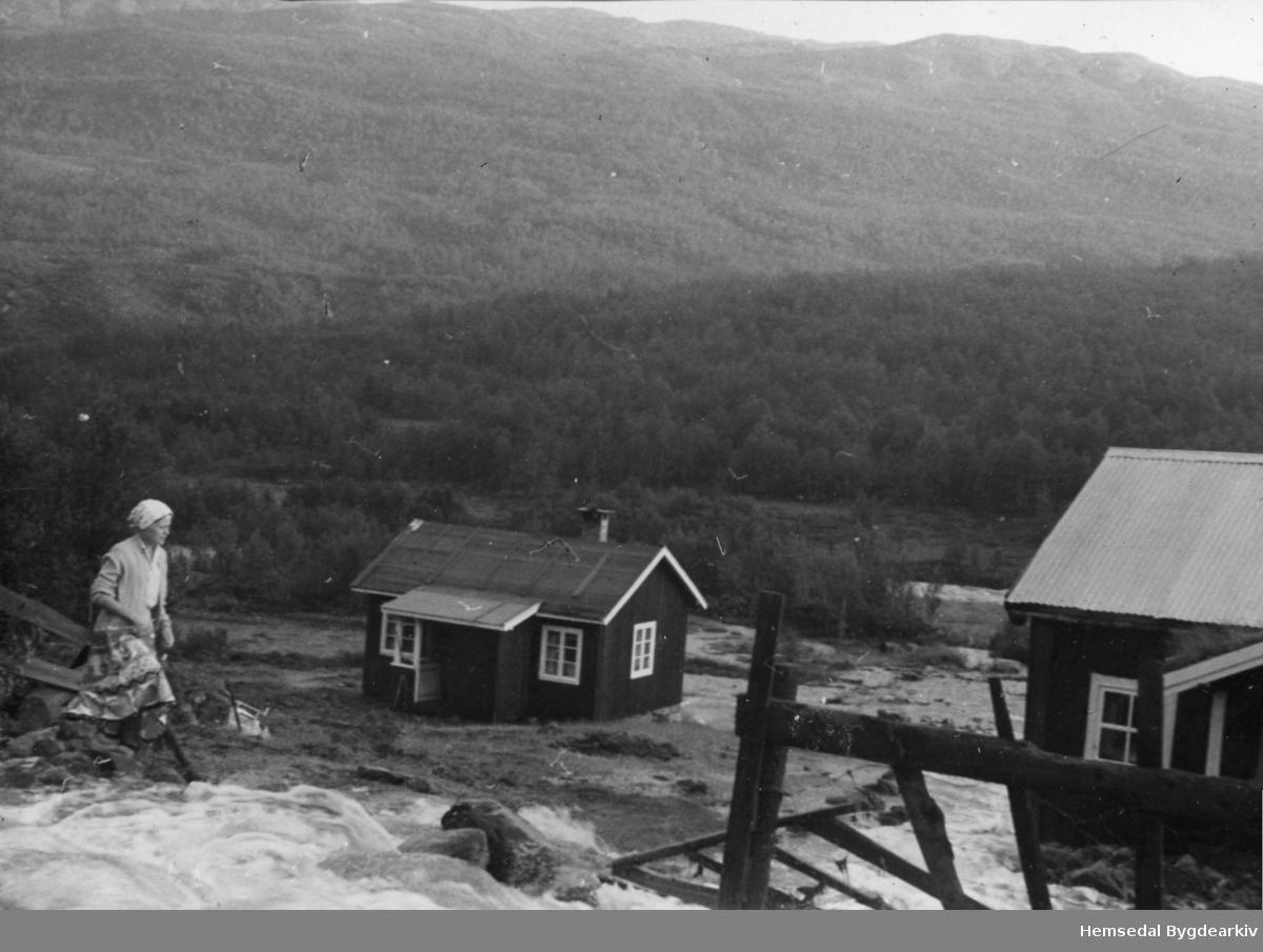 Skybrotet som gjekk over Mørkedalen, Bulien og Mørekvamsdalen 29. juli 1959