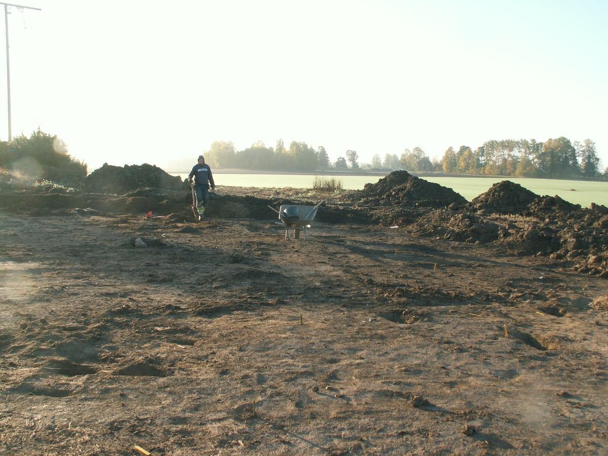 Arkeologisk slutundersökning, Raä 433, östra delen, Fansta, Bälinge socken, Uppland, 2006