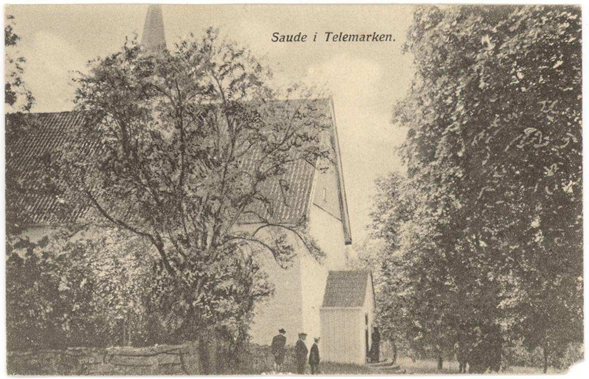 Sauherad kyrkje