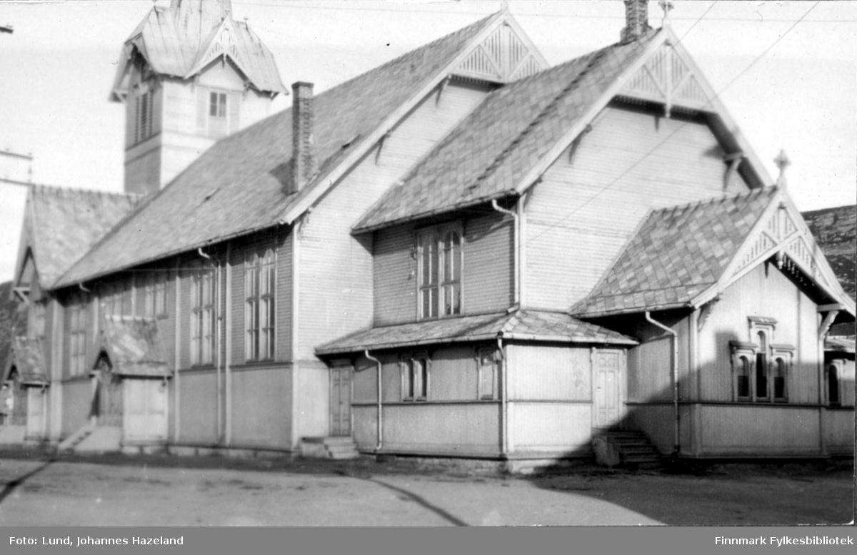 Hammerfest kirke