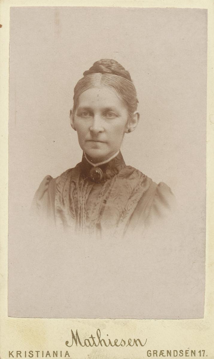 Portrett av Helle Berger