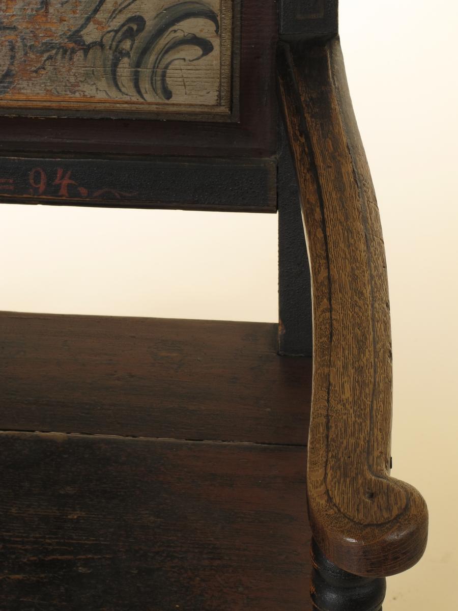 Barokktype,/ bladformer