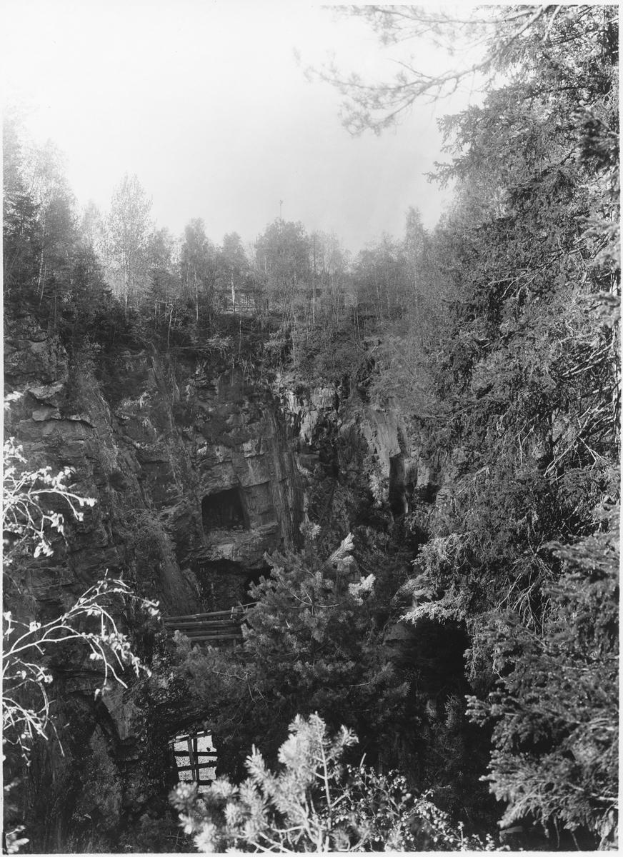 Mossgruvan i Kärrgruvan, Norberg
