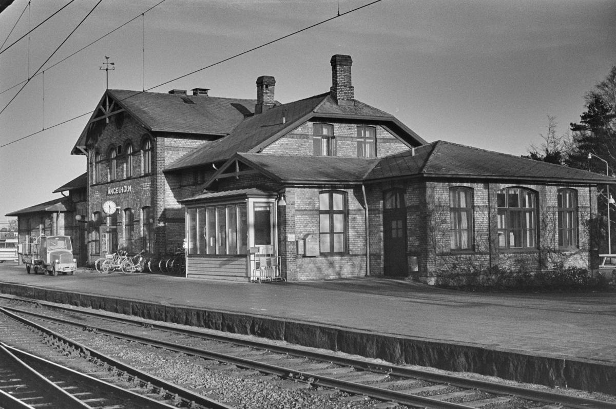 Ângelholm stasjon i Sverige.