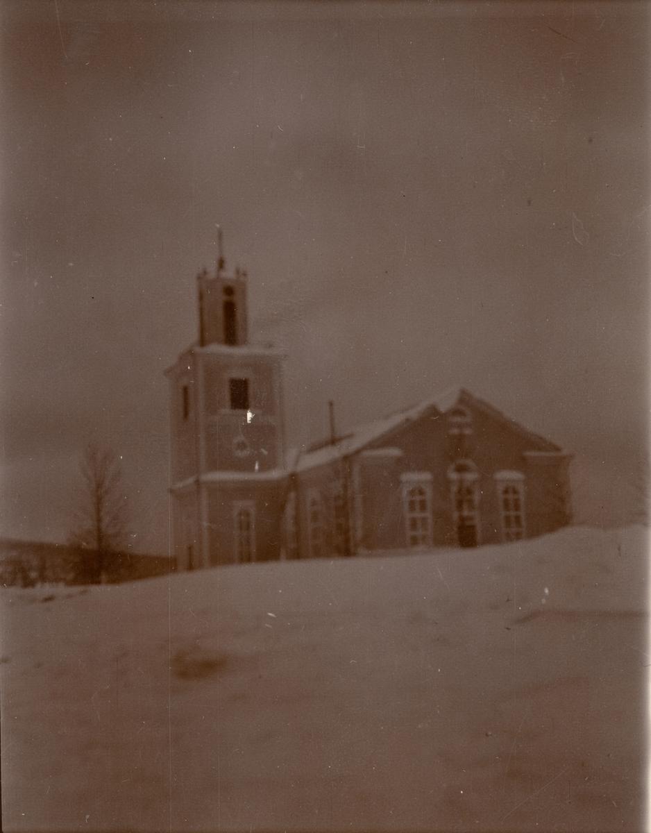 Överkalix gamla kyrka.