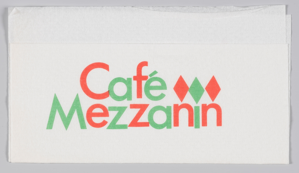 En reklametekst for Cafè Mazzanin og Friele kaffe.   Kaffehuset Friele er et norsk kaffebrenneri som holder til på Midtun, sørøst for Bergen sentrum. Det er i dag Norges største kaffeprodusent, og har i mer enn 210 år forsynt norske husholdninger. Styreformann Herman Friele (født 1943) er syvende generasjons kaffebrenner, etter at det hele startet i 1799 da skipskaptein Herman Friele I gikk i land i Bergen for å satse på handelsvirksomhet. Frem til midten av 1980-tallet solgte Kaffehuset Friele mesteparten av sin kaffe på Vestlandet og i Nord-Norge. Dette hadde tradisjonelt vært det tidligere grossistfirmaets kjerneområder, men i dag selges Friele kaffe over hele landet.  Samme reklame på MIA.00007-004-0182; MIA.00007-004-0183.