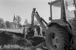 Oldsaksamlingen i Oslo har registrert funn etter gårdsanlegg