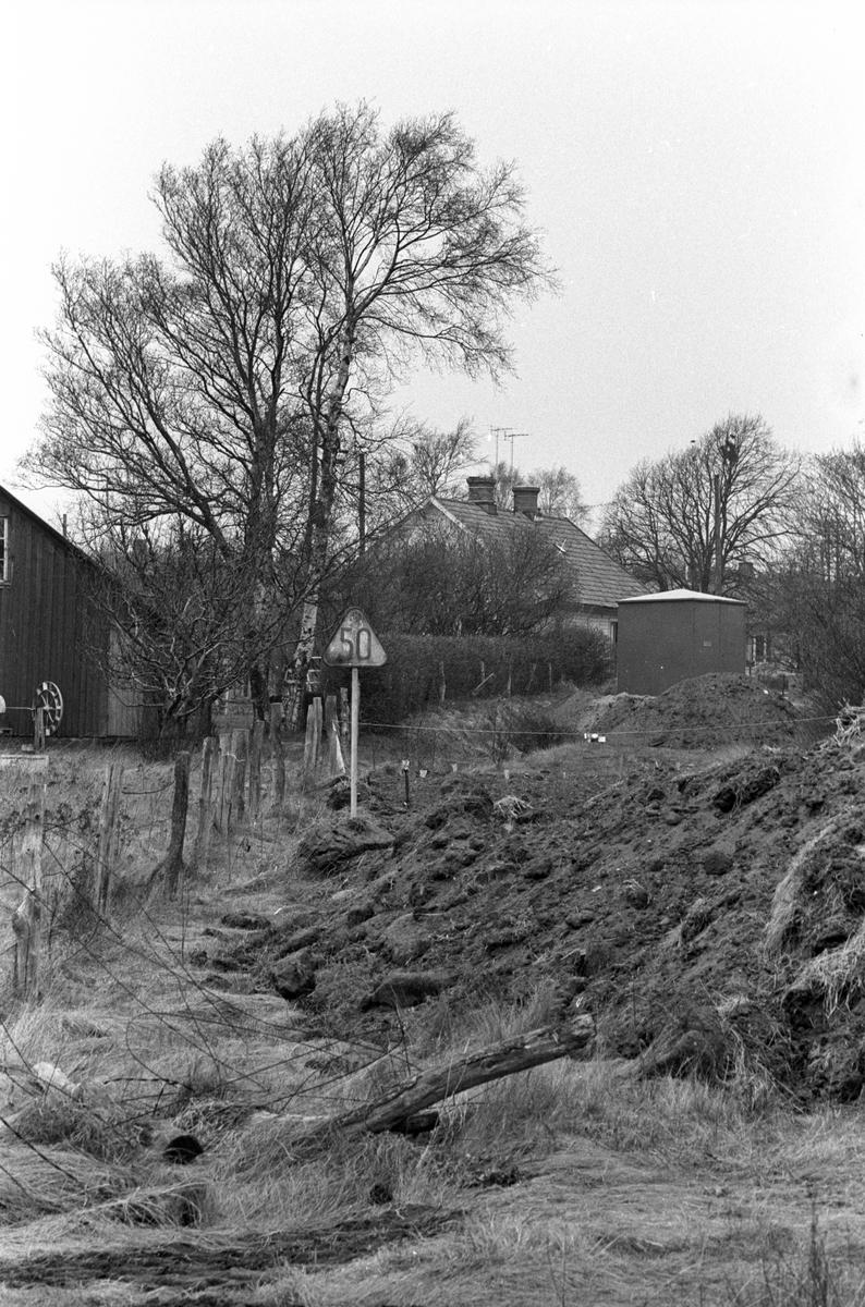 Nedlagd sträckning Falkenberg (Fab) - Limmared (Lme)