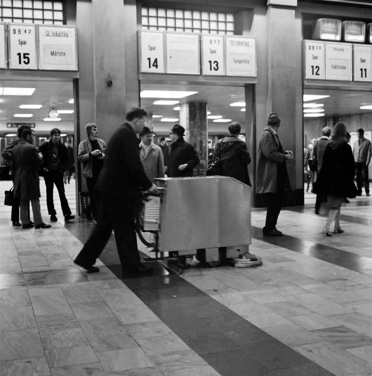 """En timme i tiden"". BFF-jippo i samband med 75-årsjubileet i Stockholm"