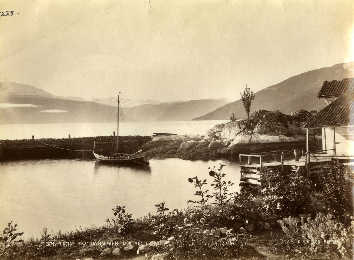 Skåsheimbåten.