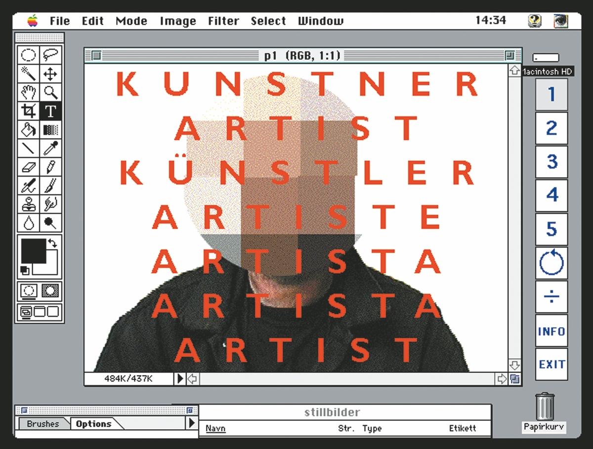 01 - Norsk kunstrom [Elektroniske medier]