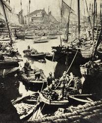 Nordre del av Smedasundet, 1869.