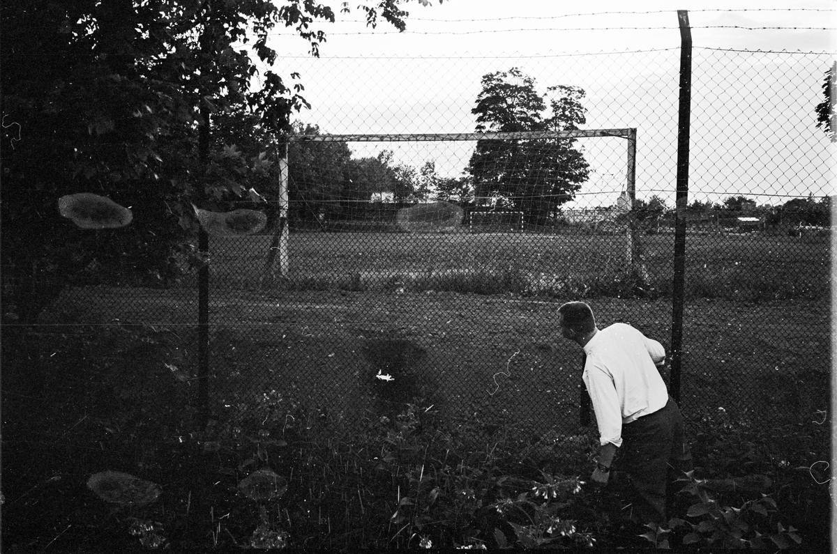 """""""14 rymde från Uppsala-fängelset"""", Uppsala juni 1966"""