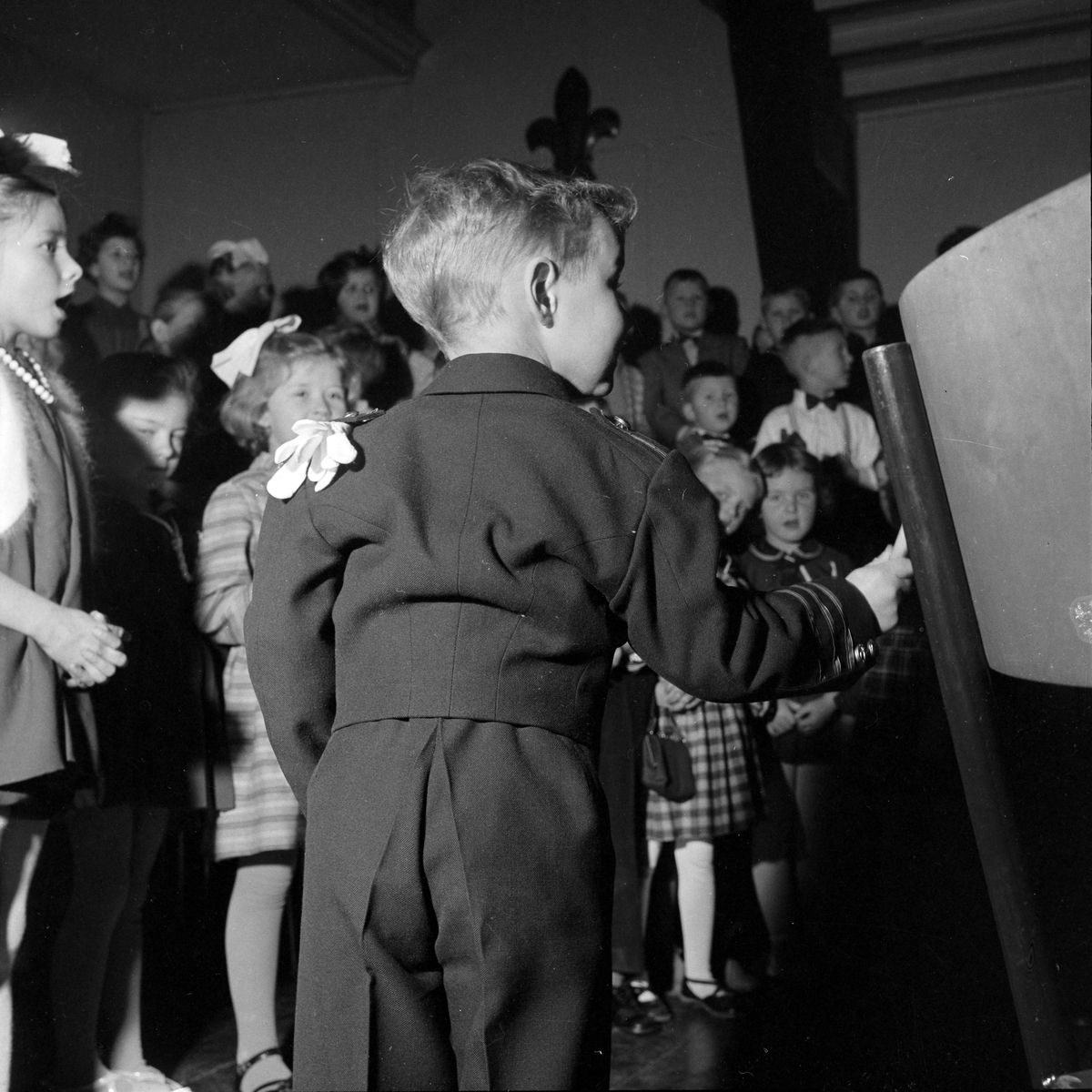 Julefest for Musikalsk barnehave i Speiderlokalet