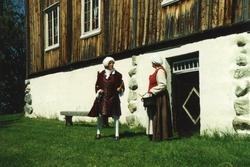 Tablå, teater, om Christopher Hammer under Hammerseminar 199