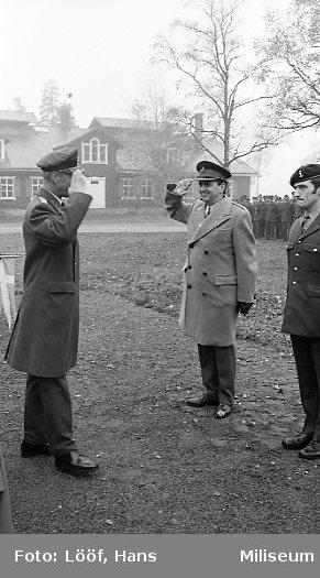 Militärmästerskap Motor. Prisutdelning. Engelska deltagare.