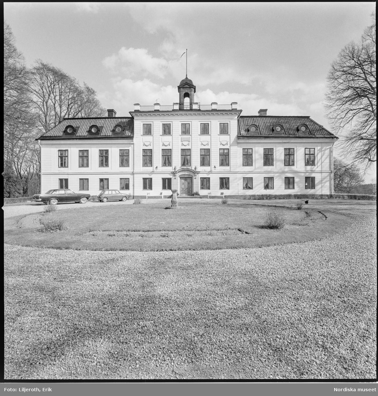 Södertuna, herrgård, Frustuna socken, Södermanland.