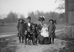 Familjen Fagerström, 1912