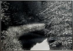 Flod I [Teckning]