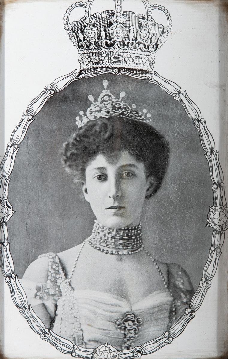 Portrett av Dronning Maud