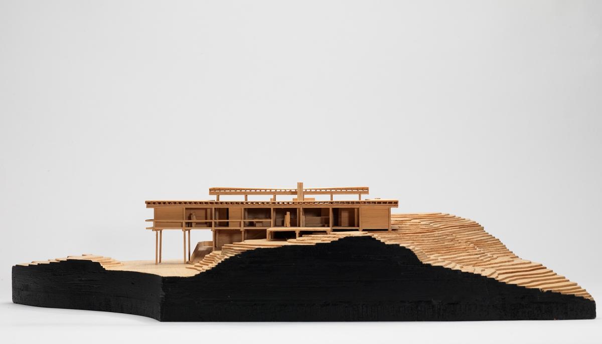 Villa Sparre [Presentasjonsmodell]