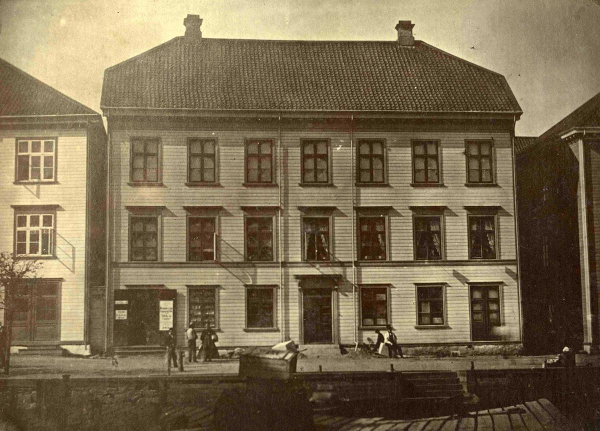 Arendal og omegn - Fra John Ditlef Fürst fotoalbum - Søren A. Dedekans hus - AAks 44 - 4 - 7 - Bilde nummer 55