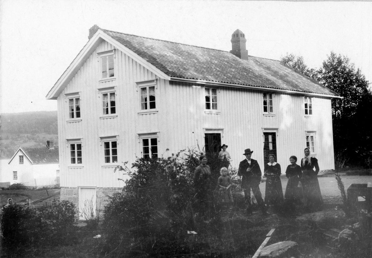 Østerholt - G.nr. 42, B.nr. 7 - 17