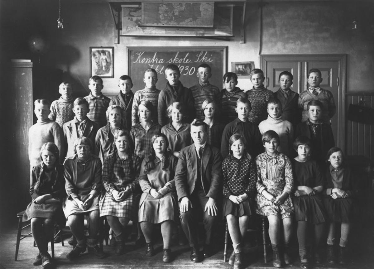 7. klasse 1930
