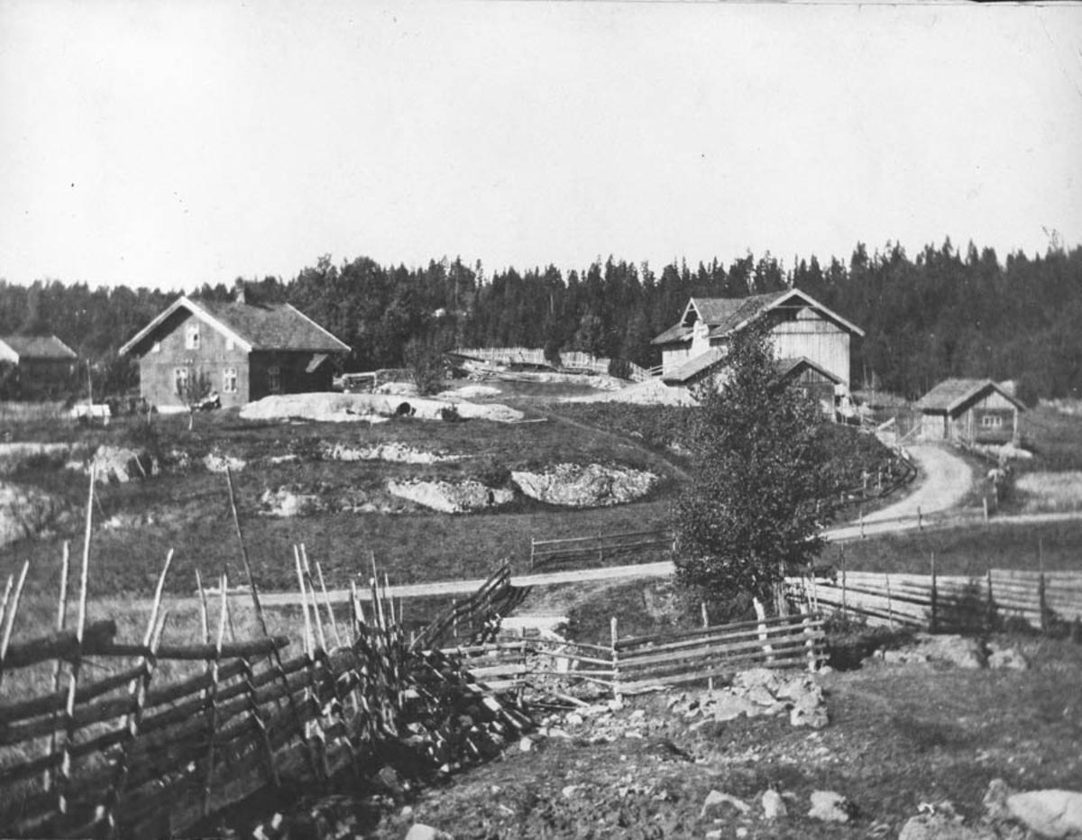 Høibraaten gård, Gjedsjø.