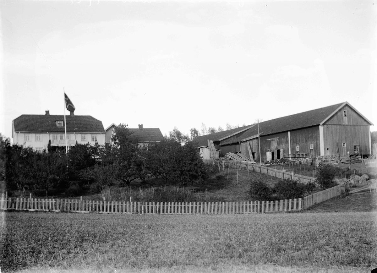 Gården til Oscar Dorr, Minnesund