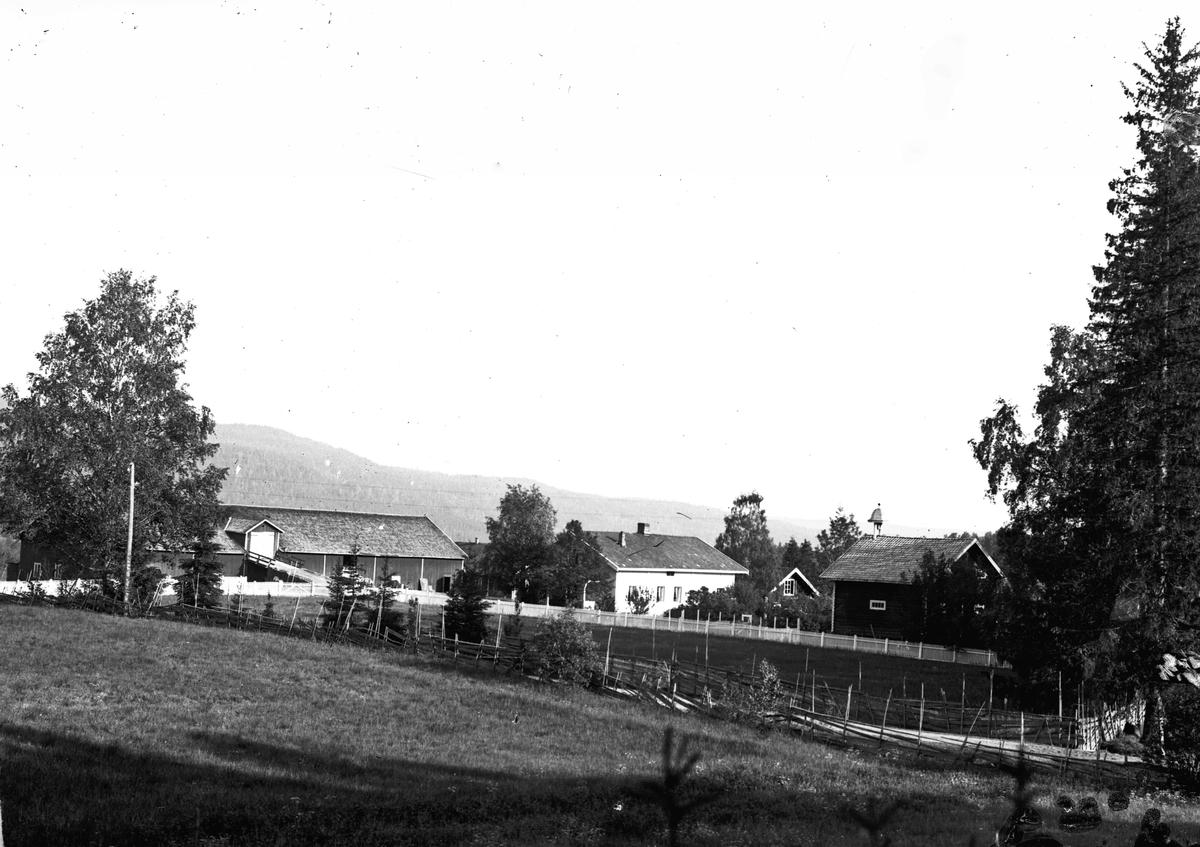 Brustad gård