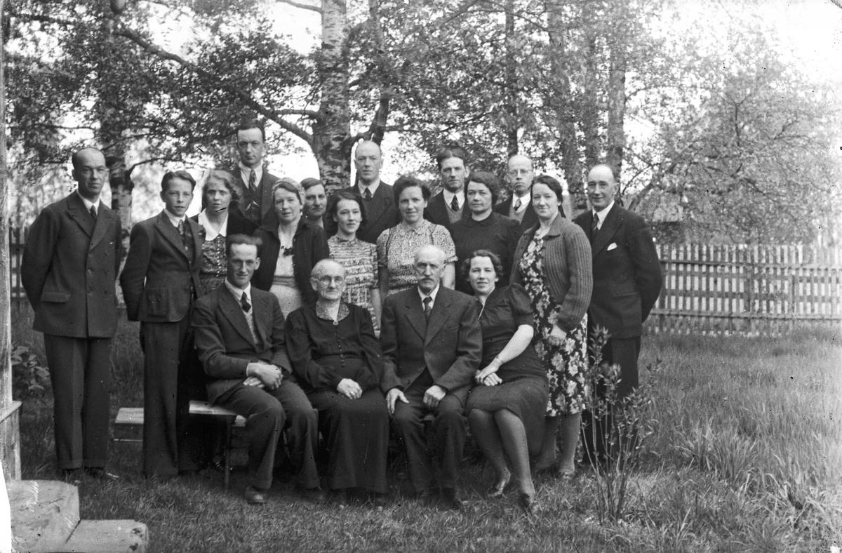 Familien Isak Bønsdalen