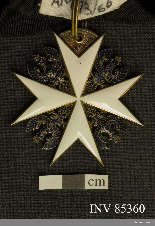 Grupp M II.  Äldre modell  med samhörande band och etui. Tyskland.