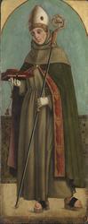 Den hellige Bonaventura [Maleri]