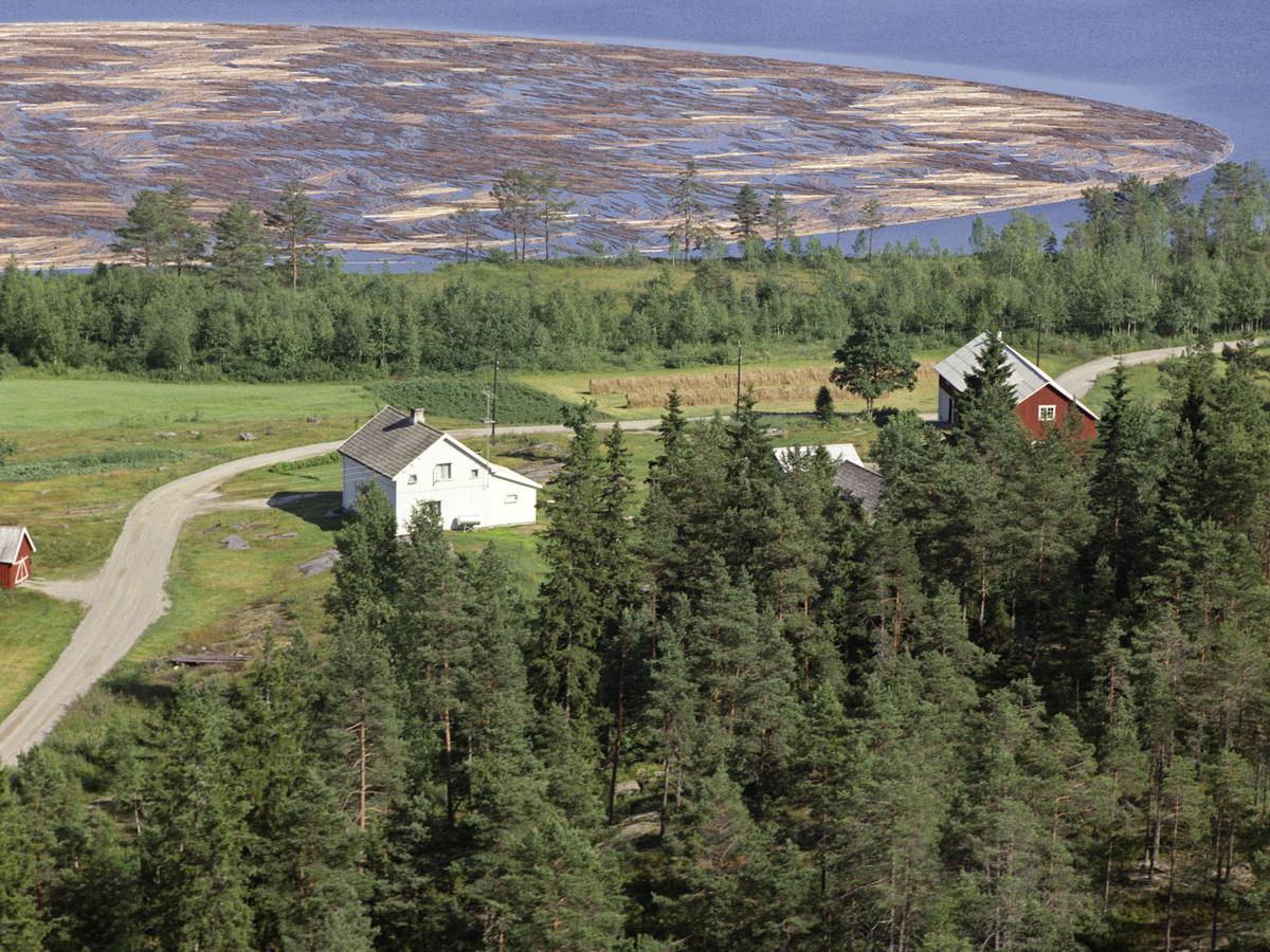 AURSKOG-HØLAND (UKJENT) HYTTE