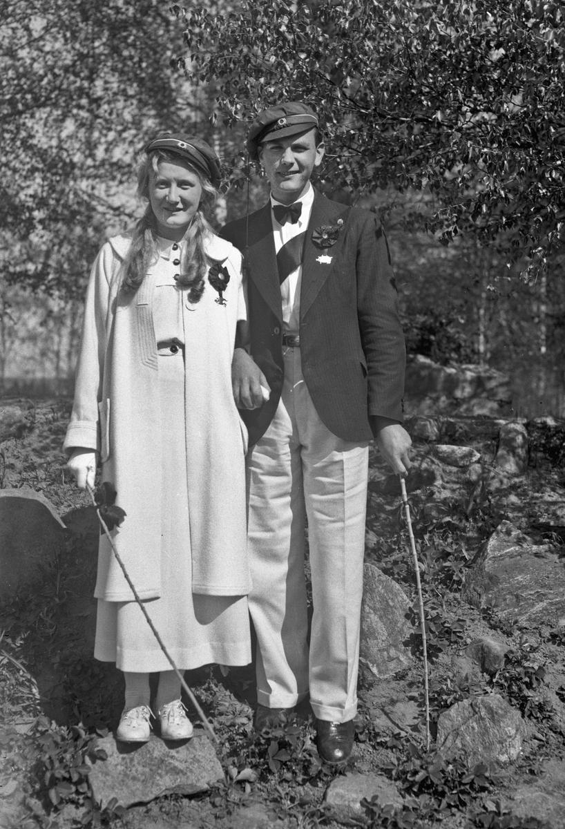 Marit og Eirik Sundli.